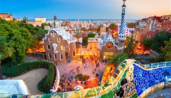 Holiday Flights Barcelona