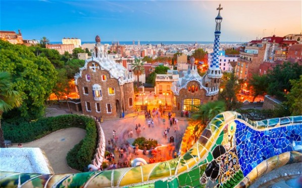 Holiday Flights Barcelona
