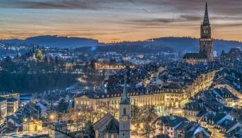 Bern Flights Switzerland